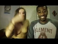 Guy Fucks hot Teen from Southern America Interracial
