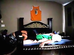 One girl, five guys