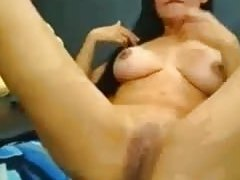Private milf vid with me fucking my cunt with sex toy