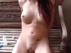 Ex ex gf gets fucked hard up the ass