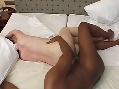 Sabine's Interracial Fucking