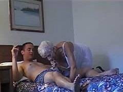 70 yr mature old lady with 20 yr older man