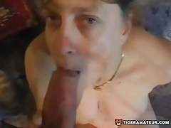 Naughty Milf anal fuck with huge cum load on her pussy