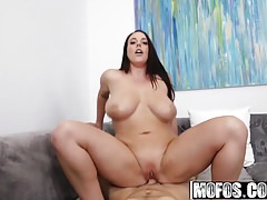 Mofos - Pervs On Patrol - Angela White - Angela White Titty-