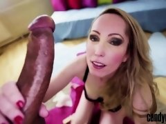 Candy May - Quick Blowjob